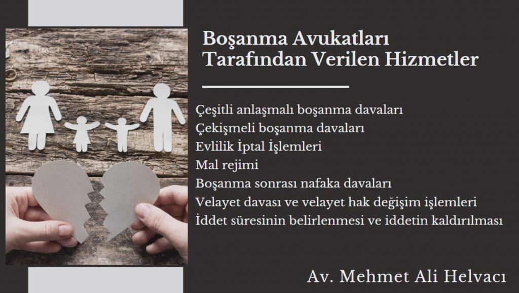 İstanbul Çekişmeli Boşanma Avukatı