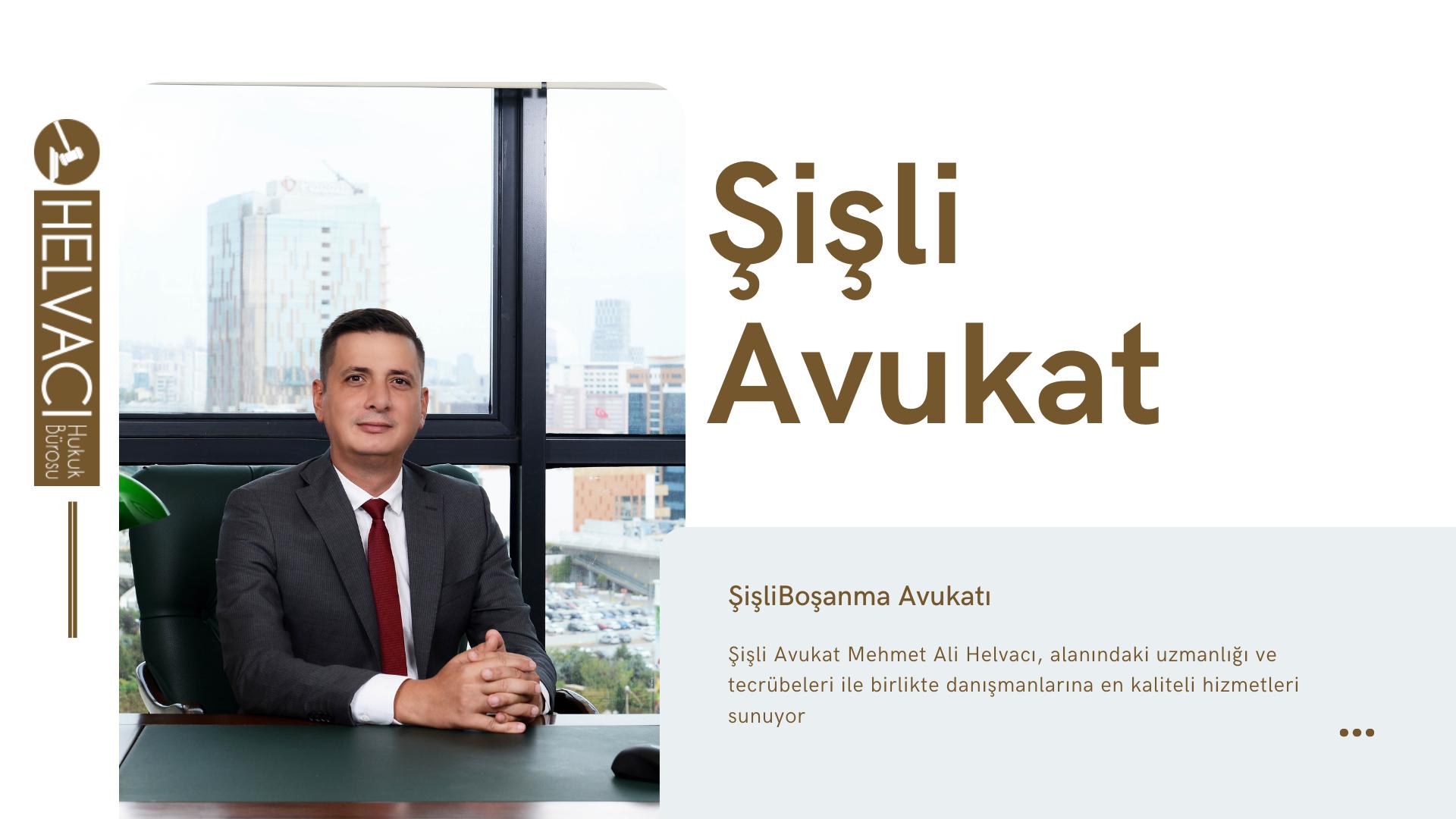 Şişli Avukat